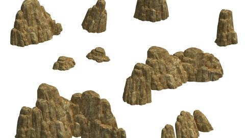 Fong Shan Rock - Terrain 10