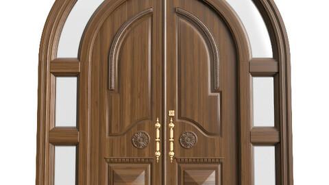 Big classic door