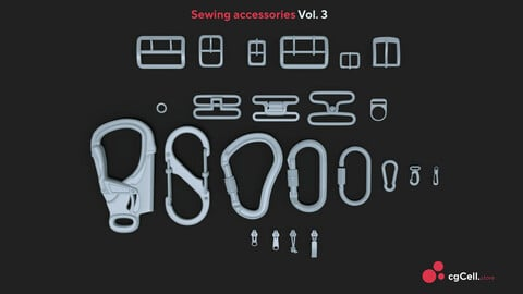 Sewing accessories Vol 03