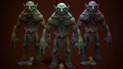 Troll Berserker