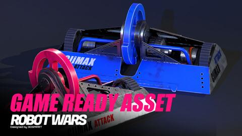 Robot Wars: Aftershock (GameReady Asset)