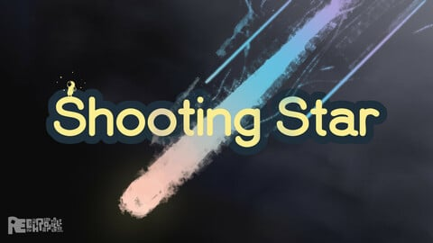 Shooting Star | PS & CSP Brush