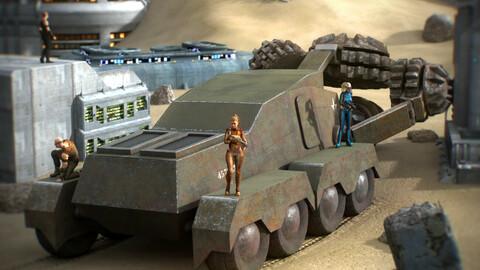 The Drill Tank