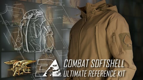 Combat Softshell Ultimate Reference Kit