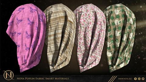 Noya Poplin Fabric Smart Materials