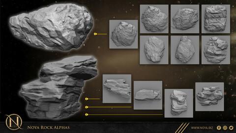 Noya Rock Alphas