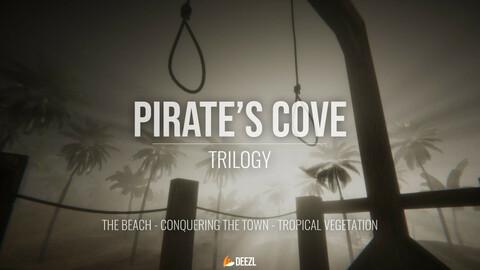 Pirate's Cove - Trilogy