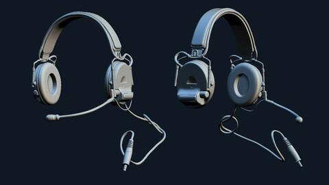 Military Headphones - tactical military equipment