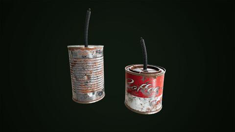Tin Can Grenade