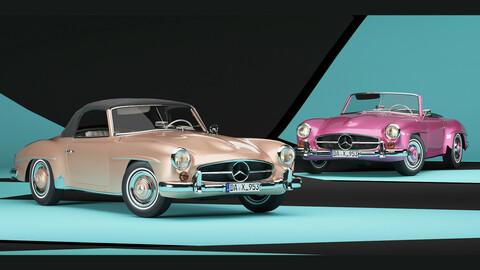 Mercedes_Benz_190SL+