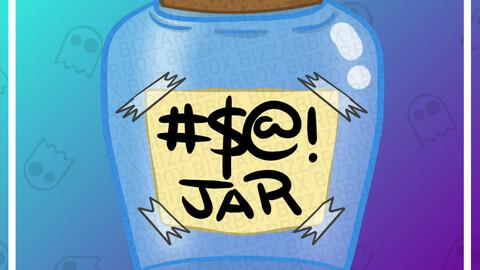 Twitch Emote: Swear Jar