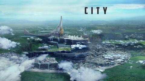 City - Concept / Illustartion