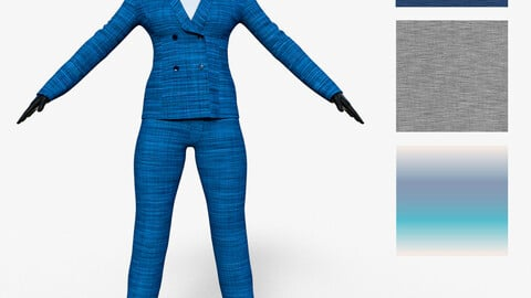 Women suit for business meetings.