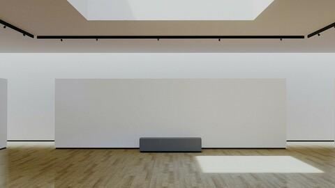 VR Square Gallery 4k