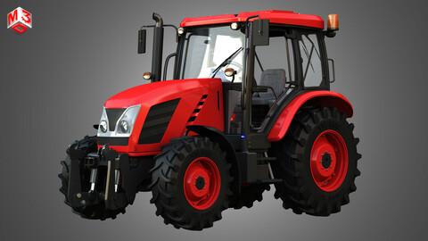 Major 80 Tractor