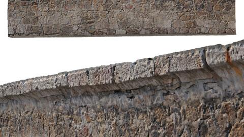 314 Stone wall