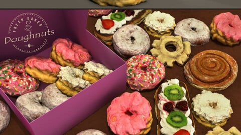 i13 Doughnuts