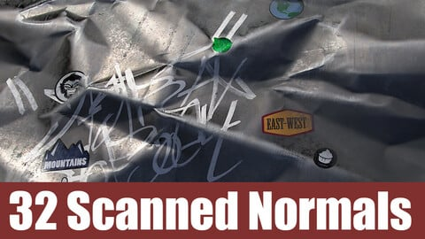Crumpled Normals