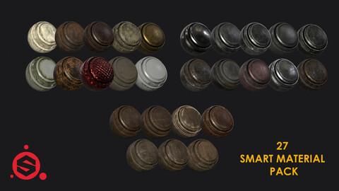 27 Smart Material Pack