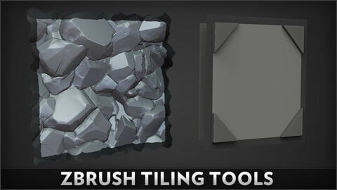 Zbrush Tiling Tools