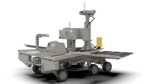 Rover sci-fi