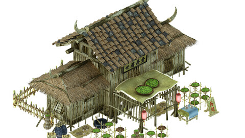 Ancient Chinese Architecture - Medical Museum