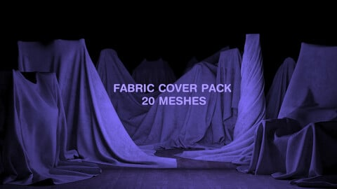 Fabric Cover PACK 20 Meshes