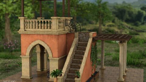 DM's Plaza Romantica