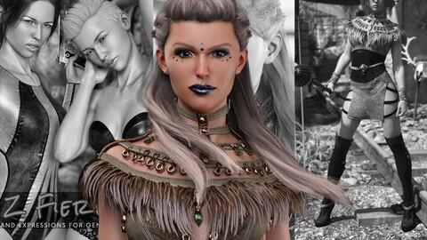 Eva Character Bundle