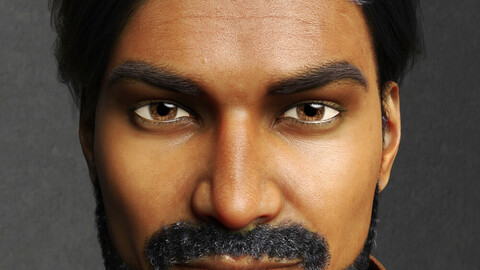 Sanjay Character Bundle