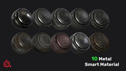 10 Metal Smart Material