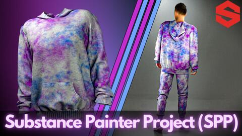 Substance Painter ( .SPP ) : Hoodie & pants