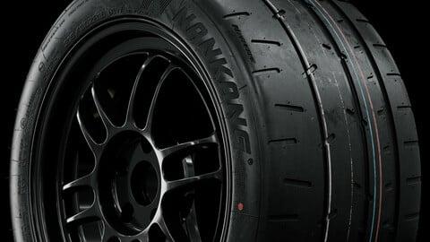 Nankang Semi-Slick Sportnex CR-1 (Real World Details)