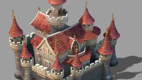 Snow White - Castle 03