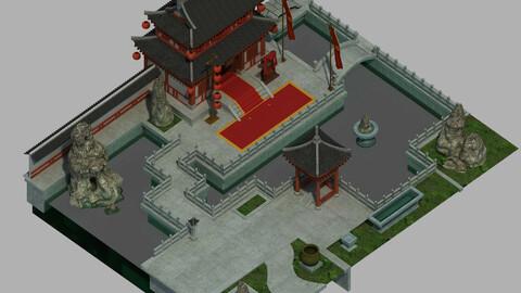 Beijing City Building - Hotel 064
