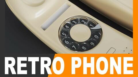 Retro Telephone - Gondola
