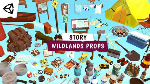 STORY - Wildlands Props