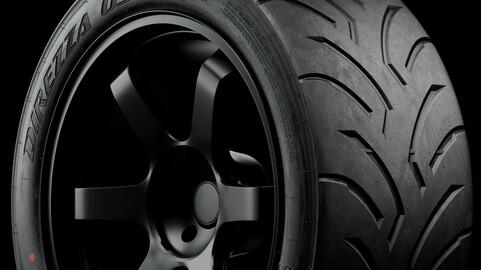 Dunlop Direzza 03G Dusty (Real World Details)