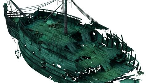 Shipwreck - Wreck Wreck 01