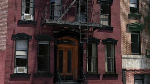 New York Tenements 2