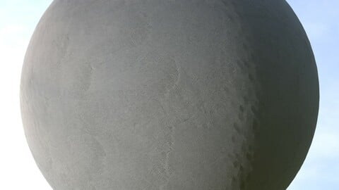 White Wall 3 PBR Material