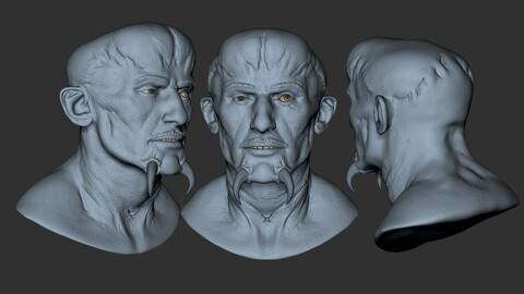 Head sketch 01