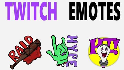 Twitch Emotes!