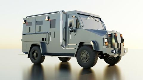 Lenco Bear Army Truck