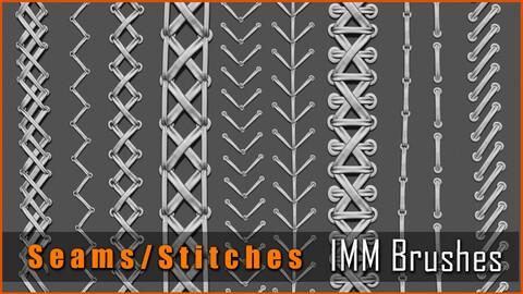 Stitch/Sewing IMM Brush Set