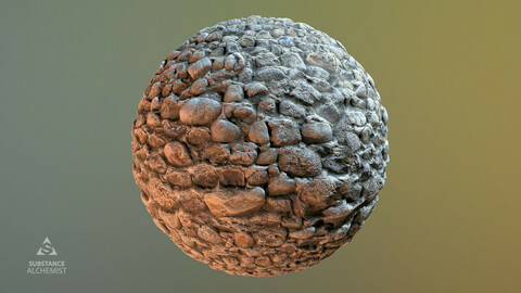 Stone Textures PBR