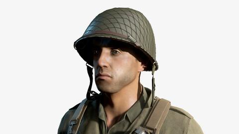WW2 US Soldier