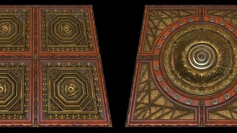 Wood Tiles (Texture)