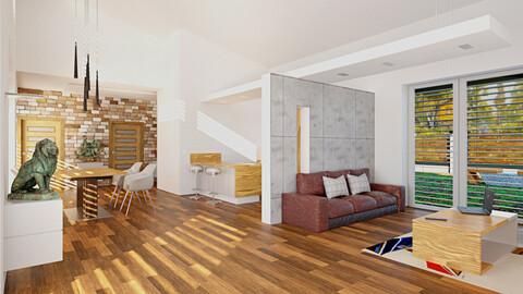 Virtual House No. 01