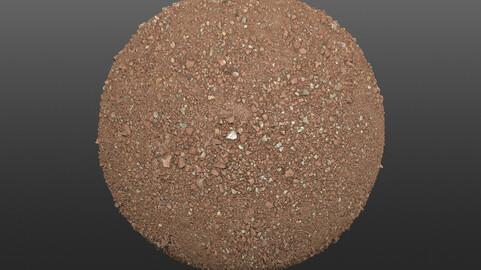 ground gravel Seamless PBR Texture